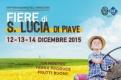 FIERE di S.LUCIA di Piave - 12-14 dicembre 2015